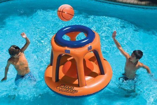 Swimline Giant Shootball Inflatable Pool Toy