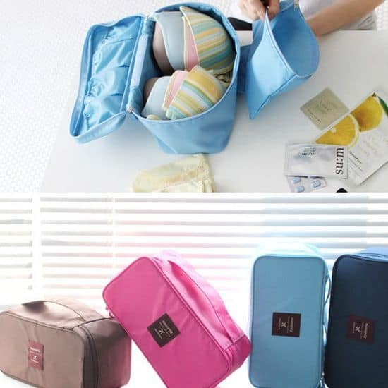 Underwear Travel Pouch