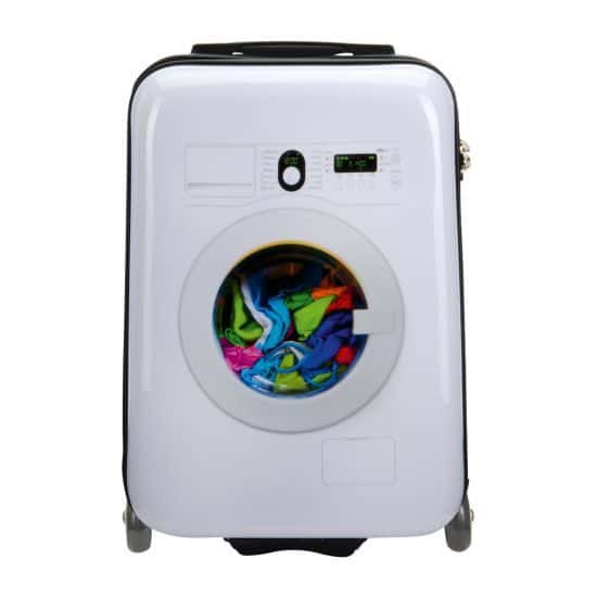 Washing Machine Suitcase by Suitsuit