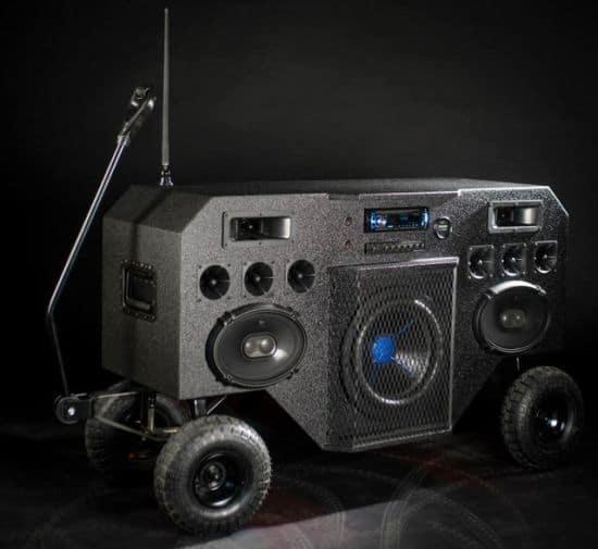 Blastmaster XL Mobile Boombox