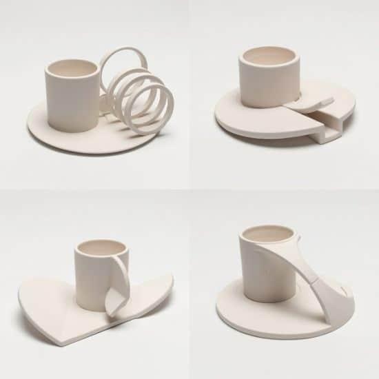 Coffee Cups by Mattia Bosco