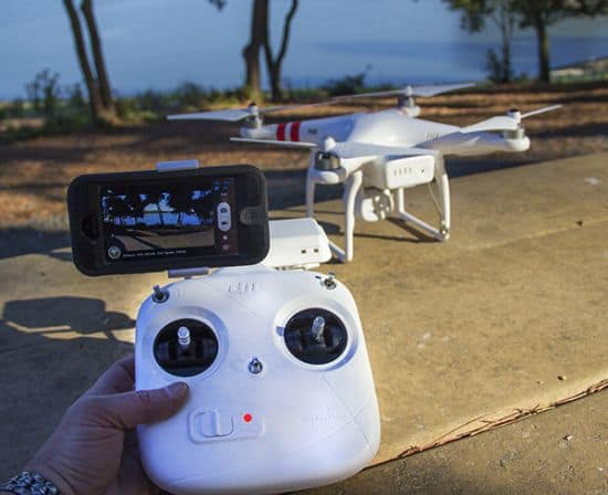 DJI Phantom 2 Vision + PLUS FPV Quadcopter