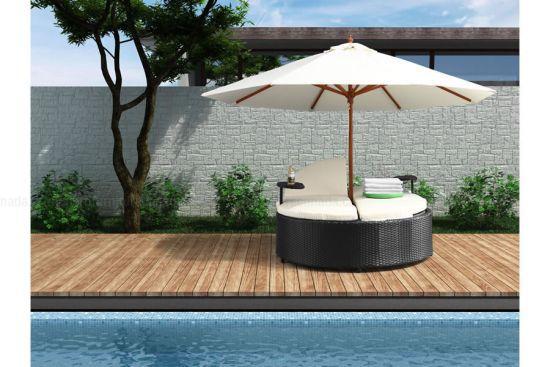Hampton Bed by Zuo Modern