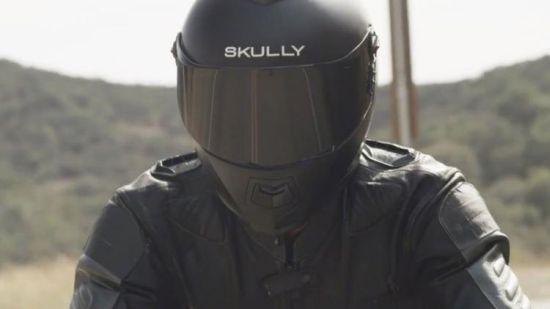 SKULLY - Smart Helmet
