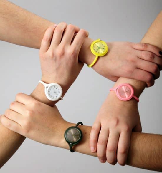 Take Time Watch by Mathieu Lehanneur