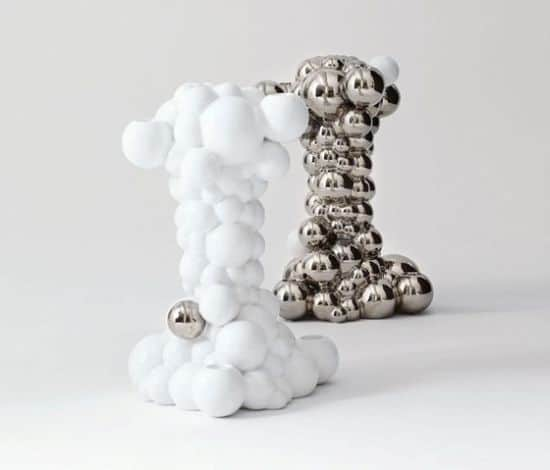 Bubbles Candle Holder by Jaime Hayon