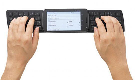 Elecom NFC Android Keyboard
