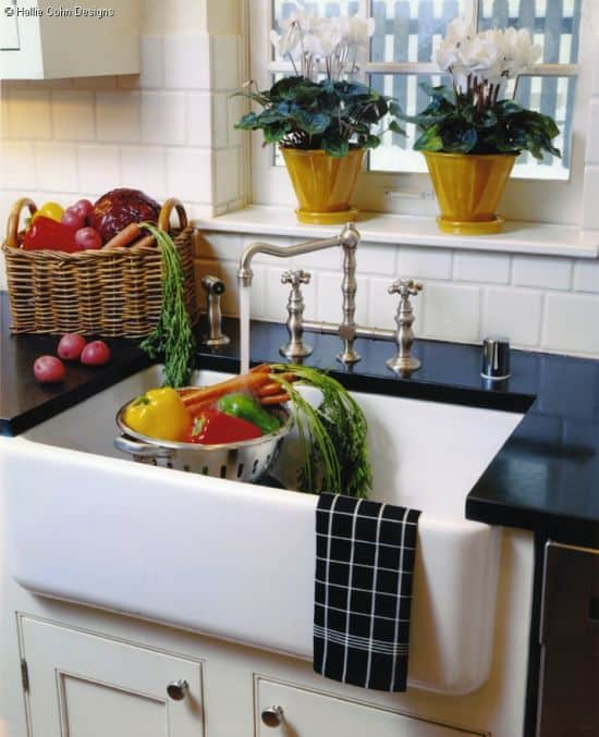 Farmhouse Sink by Rohl