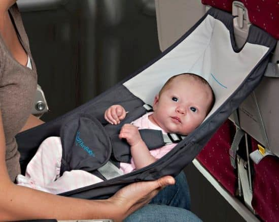 Flyebaby Airplane Baby Seat