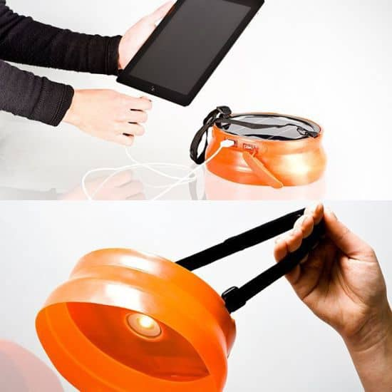 HiLight Solar Charger & Lantern by HiNation