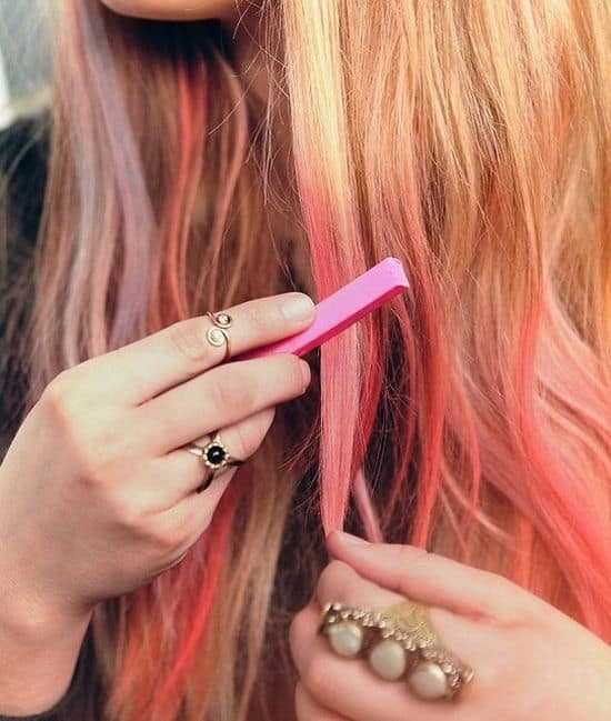 Ombre Hair Chalk