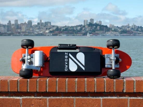 SF Special Electric Skateboard