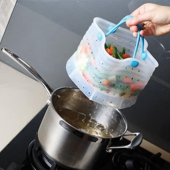 Veggie Cooking Basket by Dreamfarm