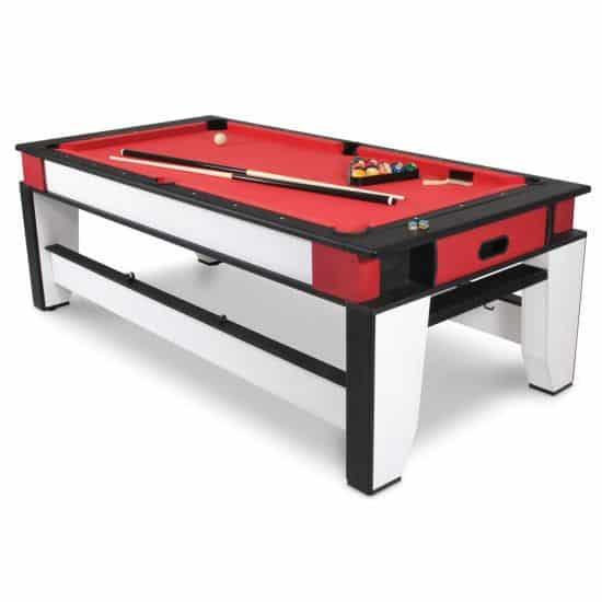Rotating Air Hockey & Billiards Table