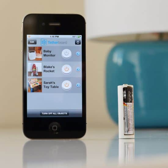 Tethercell Smart Battery