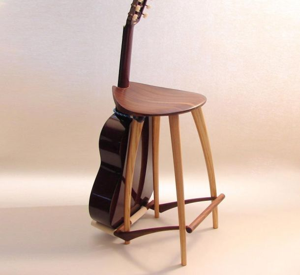 Стул для гитариста своими руками - Раум Профи
