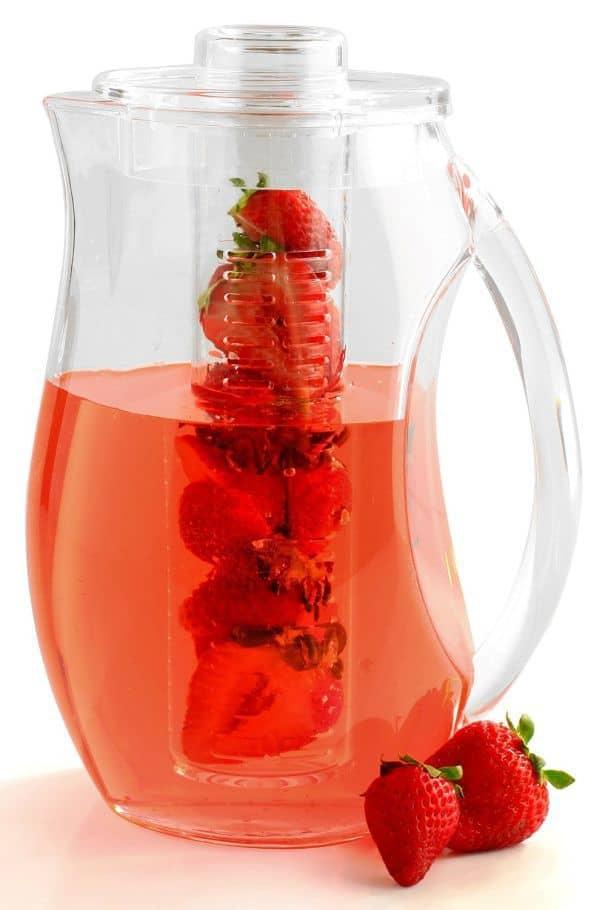 Фруктовый сок своими руками