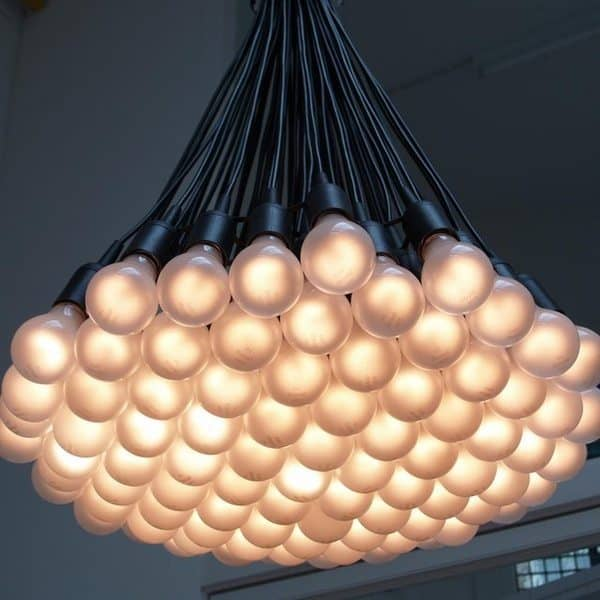 Лампы и люстры своими руками