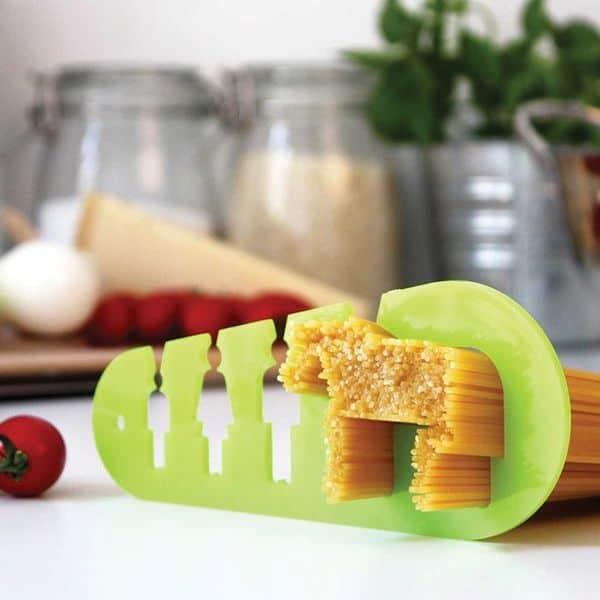 Наглядный измеритель порций спагетти